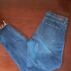 Blank NYC midrise skinny jeans